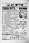 San Jon Sentinel, 06-14-1912