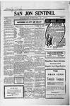 San Jon Sentinel, 06-21-1912
