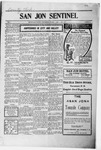 San Jon Sentinel, 07-03-1912