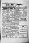 San Jon Sentinel, 07-19-1912