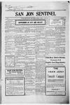 San Jon Sentinel, 08-02-1912