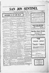 San Jon Sentinel, 08-09-1912