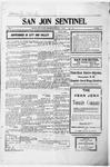 San Jon Sentinel, 08-16-1912