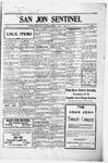 San Jon Sentinel, 08-30-1912