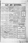San Jon Sentinel, 09-13-1912