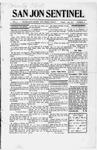 San Jon Sentinel, 10-25-1912