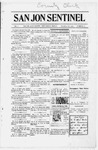 San Jon Sentinel, 11-15-1912