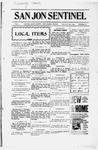 San Jon Sentinel, 11-29-1912