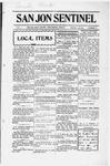San Jon Sentinel, 12-13-1912