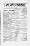 San Jon Sentinel, 12-20-1912