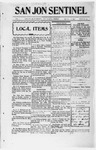 San Jon Sentinel, 01-03-1913