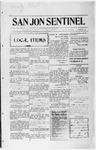 San Jon Sentinel, 01-31-1913