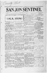 San Jon Sentinel, 02-14-1913