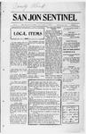 San Jon Sentinel, 02-21-1913
