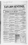 San Jon Sentinel, 03-07-1913