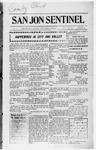 San Jon Sentinel, 03-21-1913