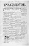 San Jon Sentinel, 04-04-1913