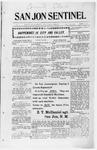 San Jon Sentinel, 04-11-1913