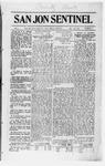 San Jon Sentinel, 05-02-1913