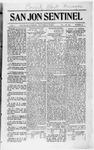 San Jon Sentinel, 05-09-1913