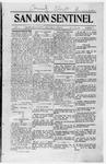 San Jon Sentinel, 07-11-1913
