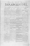 San Jon Sentinel, 07-18-1913