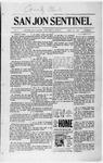 San Jon Sentinel, 08-29-1913