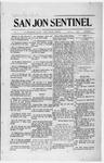 San Jon Sentinel, 09-19-1913