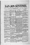 San Jon Sentinel, 10-03-1913