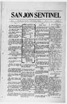 San Jon Sentinel, 10-10-1913