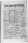 San Jon Sentinel, 10-17-1913