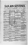 San Jon Sentinel, 10-24-1913