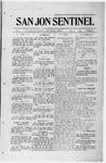 San Jon Sentinel, 10-31-1913