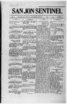 San Jon Sentinel, 11-07-1913