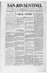 San Jon Sentinel, 11-28-1913
