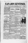 San Jon Sentinel, 12-05-1913