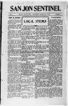 San Jon Sentinel, 12-26-1913
