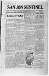 San Jon Sentinel, 01-23-1914