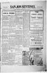 San Jon Sentinel, 01-30-1914