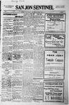 San Jon Sentinel, 03-13-1914
