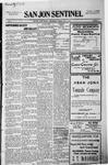 San Jon Sentinel, 04-03-1914 by J. T. White