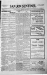 San Jon Sentinel, 05-22-1914 by J. T. White