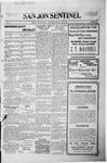 San Jon Sentinel, 06-05-1914 by J. T. White