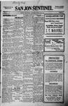San Jon Sentinel, 06-26-1914 by J. T. White