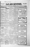 San Jon Sentinel, 07-10-1914 by J. T. White