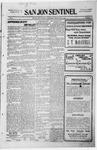 San Jon Sentinel, 08-14-1914 by J. T. White
