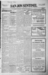 San Jon Sentinel, 08-28-1914 by J. T. White