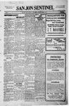 San Jon Sentinel, 09-04-1914 by J. T. White