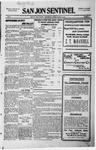 San Jon Sentinel, 09-11-1914 by J. T. White