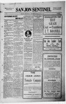 San Jon Sentinel, 10-16-1914 by J. T. White